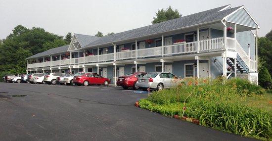 Americas Best Value Inn-Scarborough/Portland: Property Right