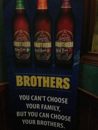 The Wolfhound Irish Pub & Restaurant: Nice beer