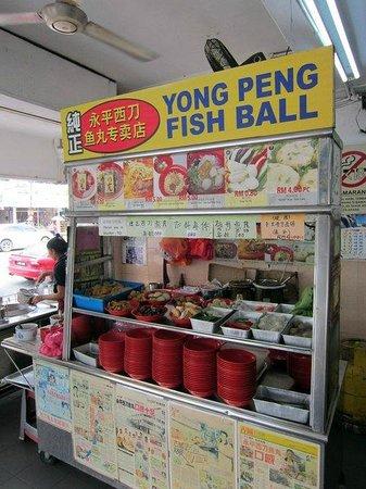 Yong Peng Fish Balls