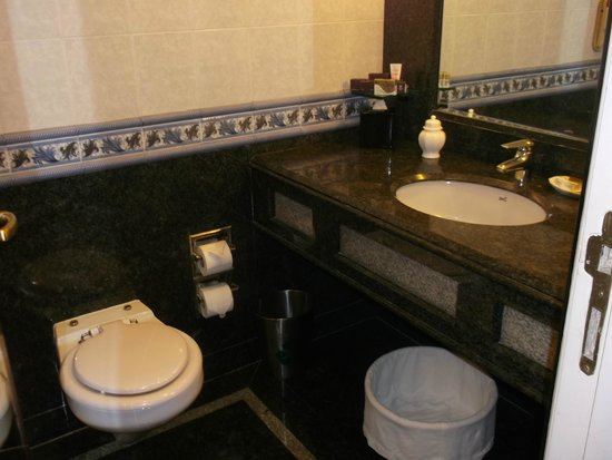 Crowne Plaza Chennai Adyar Park: bathroom