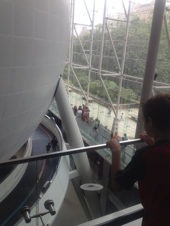 American Museum of Natural History: Planetario