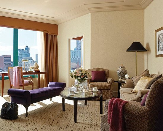 The Langham: Club Spa Suite