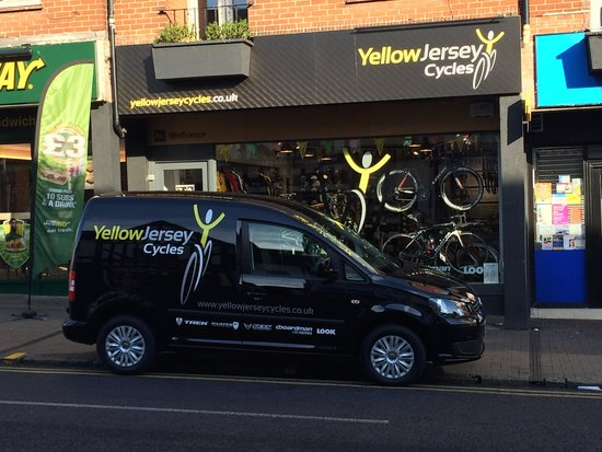 Yellow Jersey Cycles