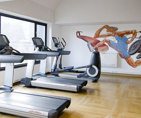Hotel BLOOM!: Fitness
