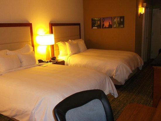 Boston Marriott Copley Place: beds