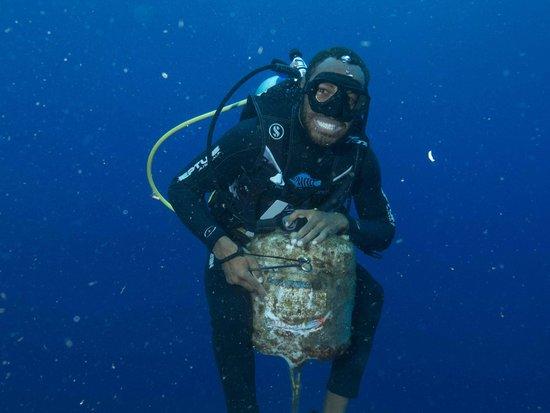 Hideaway Island Marine Reserve : Dive Buddies