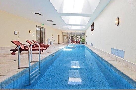 Seasons Botanic Gardens: Pool