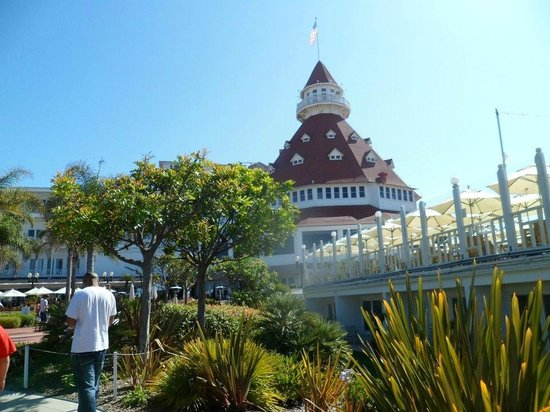 Coronado Island: Breakfast at Coronad Del 2012