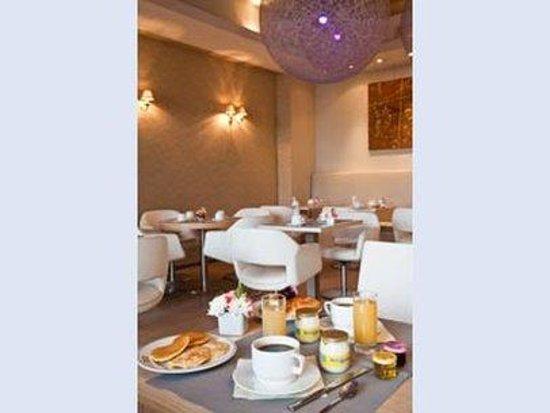Grand Tonic Hotel Vieux Port : Restaurant