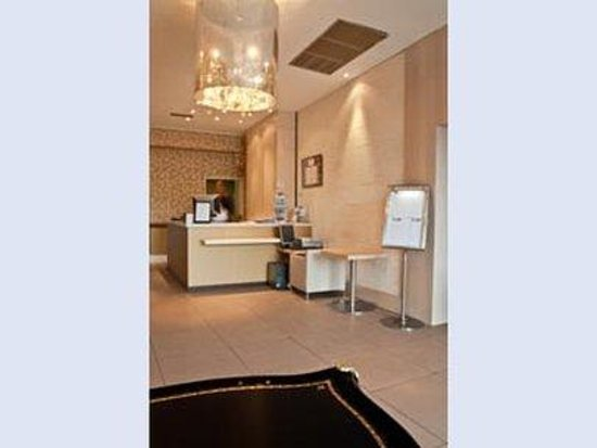 Grand Tonic Hotel Vieux Port : Lobby