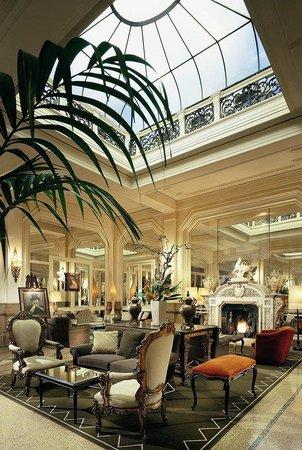 Grand Hotel et de Milan: Hall