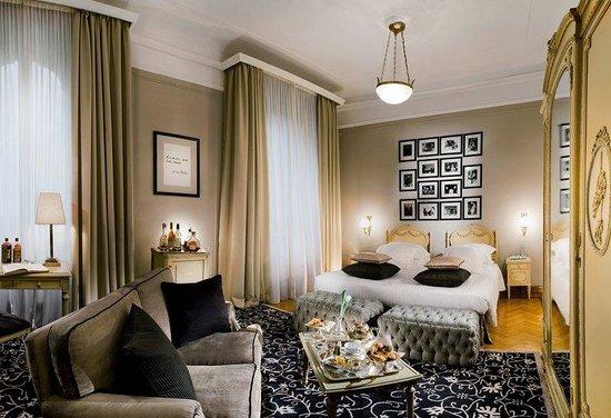 Grand Hotel et de Milan: Junior Suite