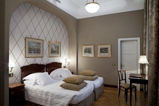Grand Hotel et de Milan : Deluxe Room