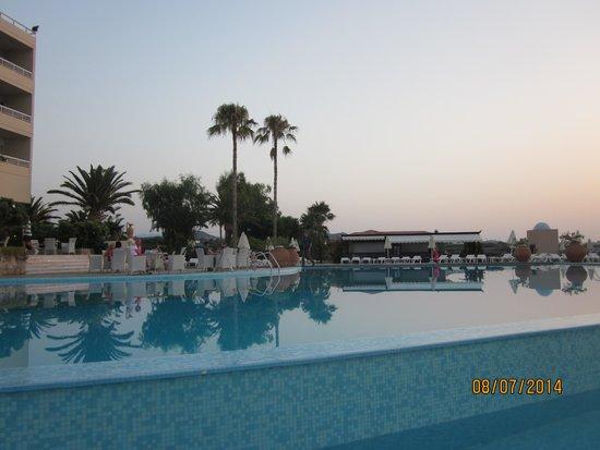 Panorama Hotel - Chania: piscine