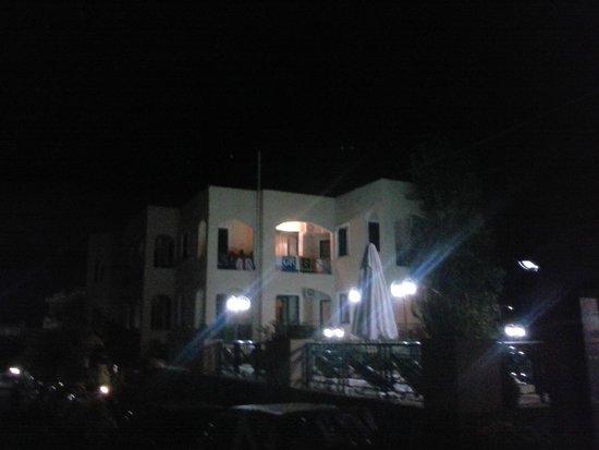 Hotel Romantica : Romantica Hotel by night