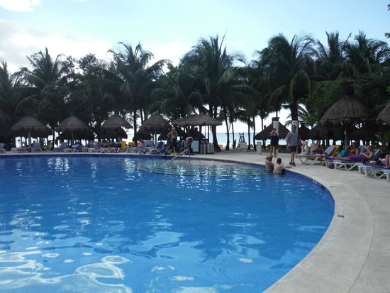 Iberostar Cozumel: Swimming pool