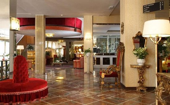 Grand Hotel Hermitage : Lobby View