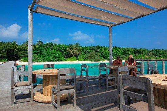 Bar (a)bara Bar at Soneva Fushi