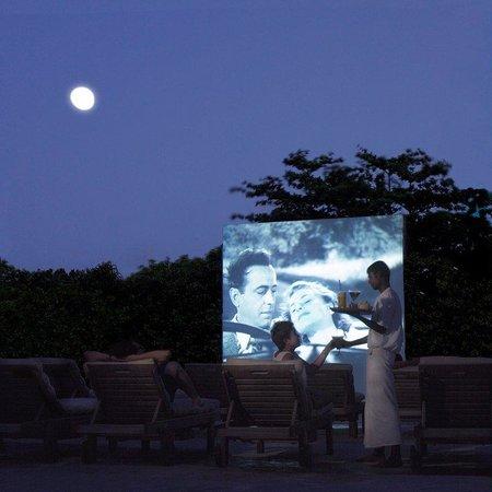 Cinema Paradiso at Soneva Fushi