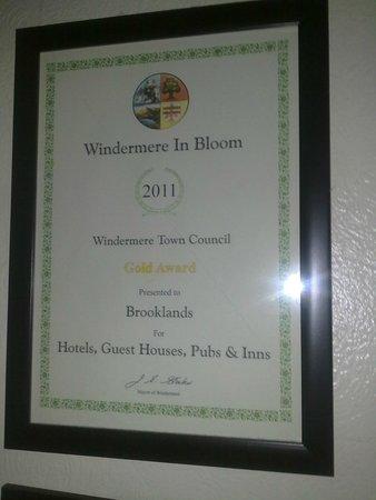 Brooklands Guest House: ???