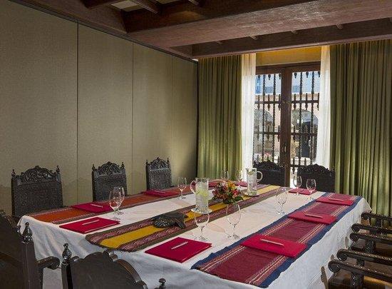 Palacio del Inka, a Luxury Collection Hotel: Quilla Ballroom
