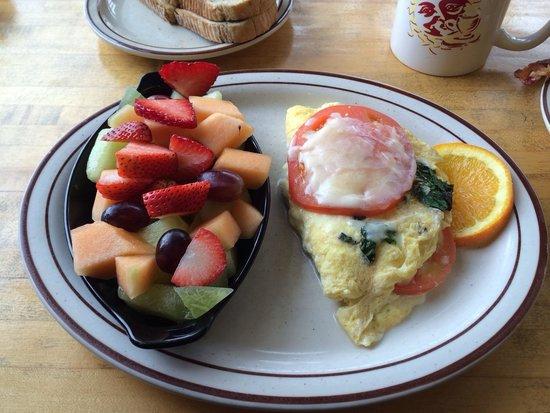 Amore Breakfast : Pretty darn good!