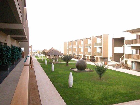 Hotel Oasis Salinas Sea: Vista Hotel