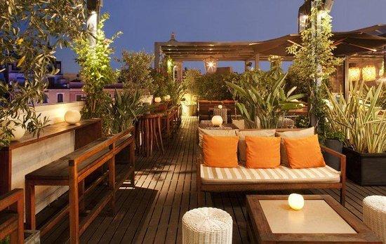 Hotel Pulitzer: Terrace