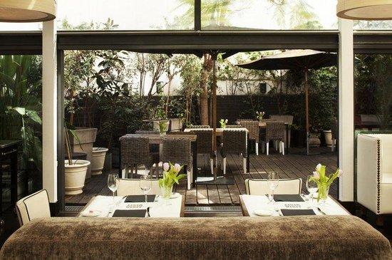 Hotel Pulitzer: Restaurant