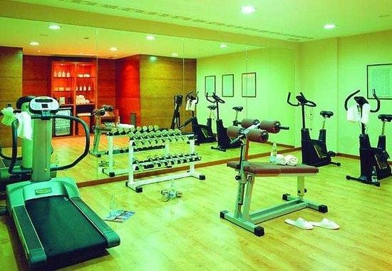 AC Hotel Palencia: Fitness Centre