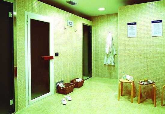 AC Hotel Palencia: Turkish Bath