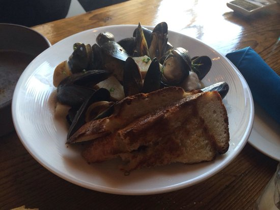 East Ender: The mussels