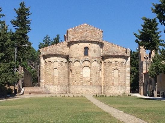 Россано, Италия: Santa Maria del Patire