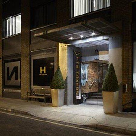 The Hoxton, Shoreditch : Entrance