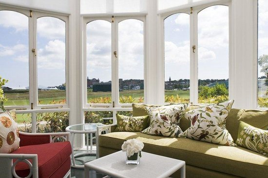 Old Course Hotel, Golf Resort & Spa: Conservatory