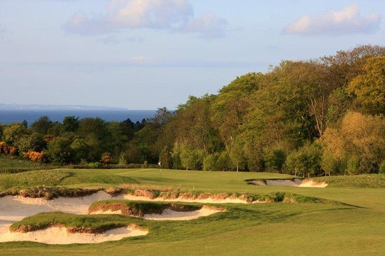 Old Course Hotel, Golf Resort & Spa: The Duke's 14th