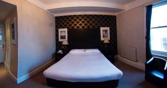 Queens Hotel : Double room