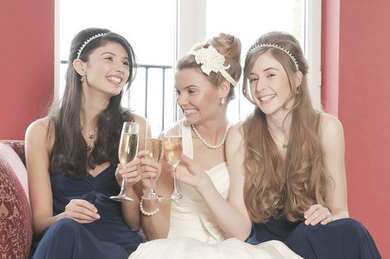 Old Course Hotel, Golf Resort & Spa: Weddings - Bridesmaids