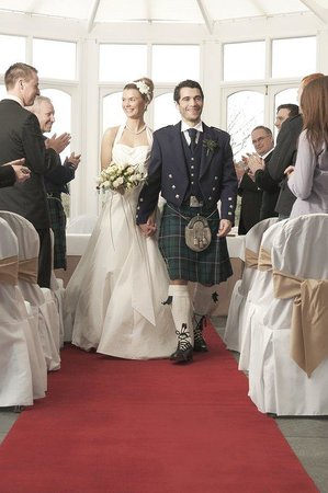 Old Course Hotel, Golf Resort & Spa: Weddings - Conservatory