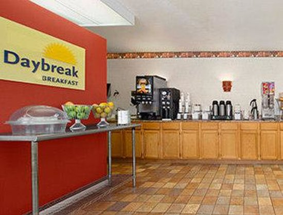 Days Inn Kokopelli Sedona: Breakfast Area