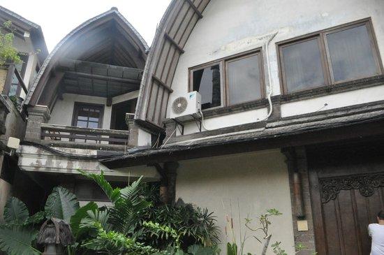 Hotel Vila Lumbung : Deluxe Upstairs Bungalow