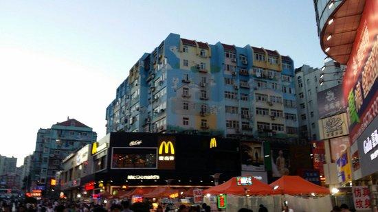 青岛台东商业步行街