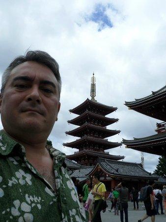 Asakusa Shrine: Asakusa