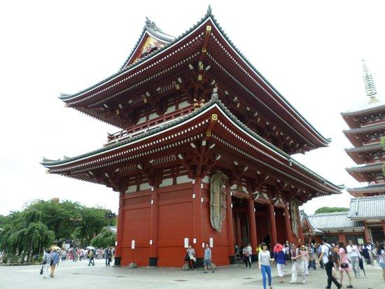 Asakusa Shrine: Temple