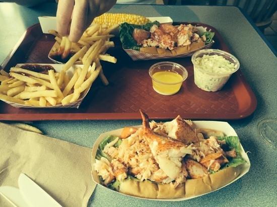 Arnold's Restaurant: Lobster