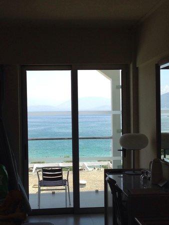 Dassia Chandris: Stunning views!!! Room 1530