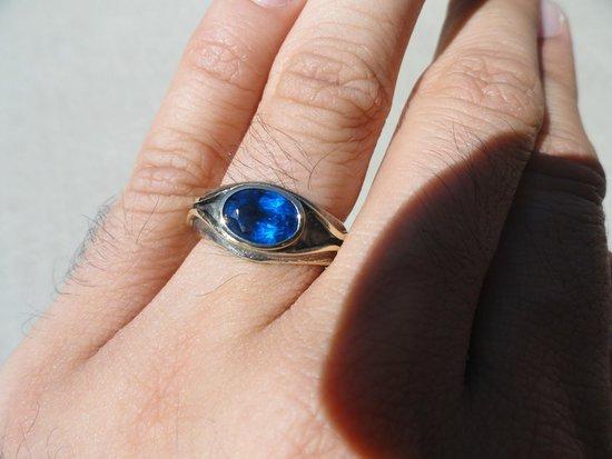 Jens Hansen Gold and Silversmith: My ring, Vilya, from Jens Hansen