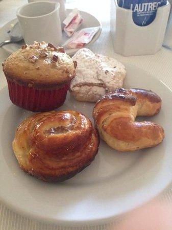 Meson Ejecutivo Hotel: desayuno
