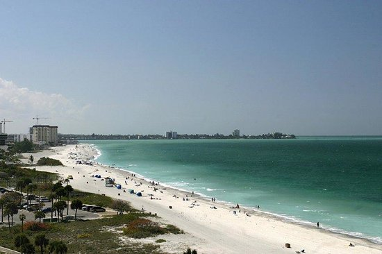 Holiday Inn Sarasota - Lido Beach: Beach