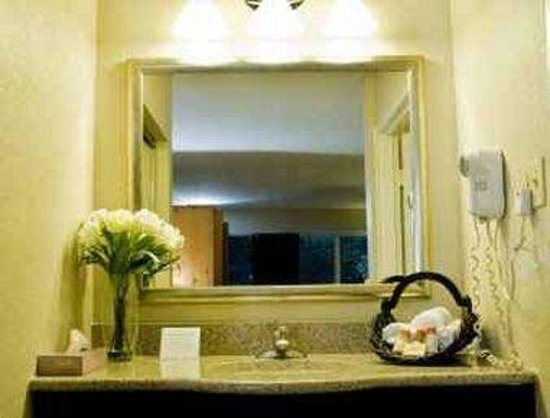 Days Inn Baltimore South/Glen Burnie: Vanity
